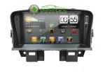 Штатная автомагнитола на Android для Chevrolet Cruze