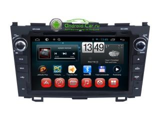Carpad 3. Штатная автомагнитола для Honda CRV 2006-2012 на Android 4.2.2. 1gHz проц, 1GB RAM