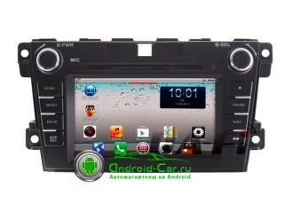 Dashlinq Ca-Fi. Штатная автомагнитола на Android для Mazda CX-7