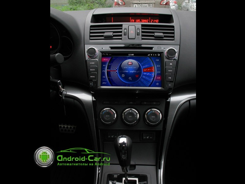 avtomagnitola Mazda6 new Android 44 ca fi carit 1 800x600 - Ca-Fi. Штатное головное устройство на Android для Mazda 6 New Рестайлинг (чёрный лак)