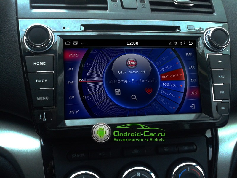 avtomagnitola Mazda6 new Android 44 ca fi carit 800x600 - Ca-Fi. Штатное головное устройство на Android для Mazda 6 New Рестайлинг (чёрный лак)