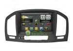 Штатная автомагнитола на Android для Opel Insignia