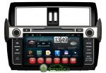 Штатная автомагнитола на Android 4.2. для Toyota Land Cruiser Prado 150 - 2013 год. CarPad 3 1,5 ghz проц, 1gb RAM.