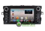 Dashlinq Ca-Fi. Штатная автомагнитола на Android для Toyota Corolla 2014